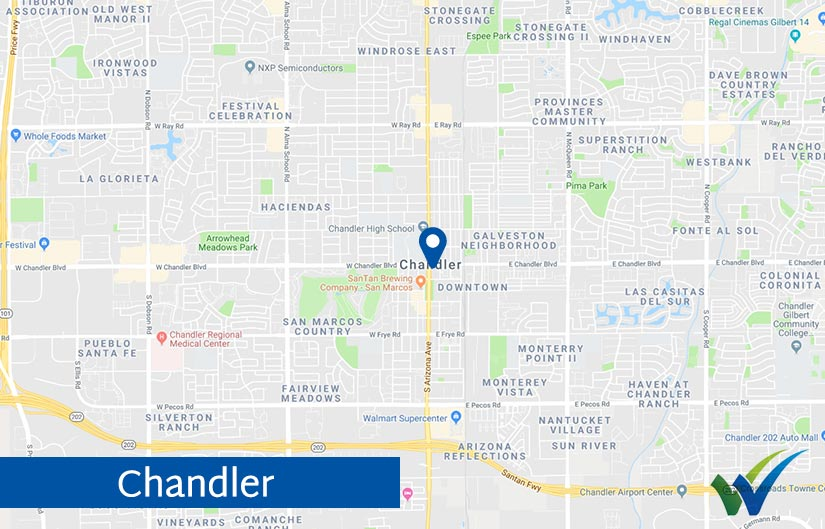 Cooling and heating services in Chandler, AZ