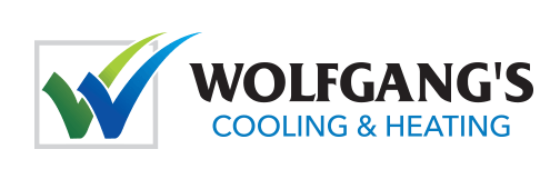 Wolfgang's Cooling & Heating logo