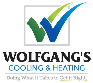 Wolfgang's Cooling & Heating - logo